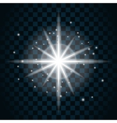 Shine star sparkle icon 14a vector