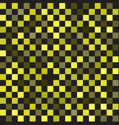Checkerboard pattern seamless checkered vector