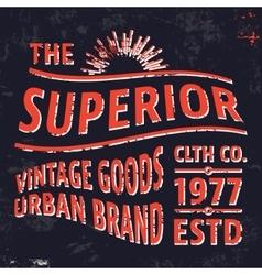 Free vintage stamp vector image vector image