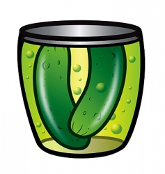 Pickles vector