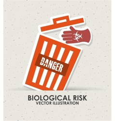 Biological risk vector