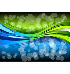 High tech background vector