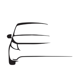 Auto company logo design vector