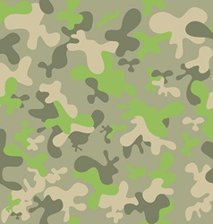Seamless camouflage texture vector
