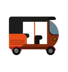 Public transport icon image vector