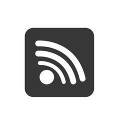 Wifi web internet technology icon graphic vector