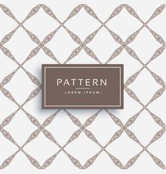 Minimal line pattern decoration background vector