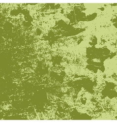 Green Gunge Background vector image