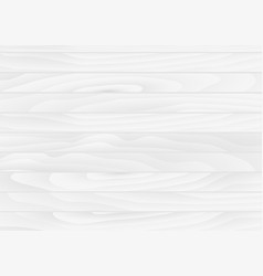 White wood plank texture background vector