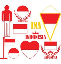 Indonesia vector