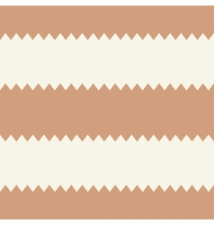 Brown textile retro seamless background vector