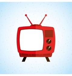 Tv icon design vector