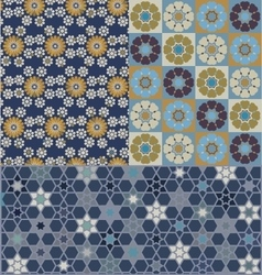 Pattern arabian-1 vector
