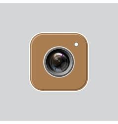 Social Media Icon vector image vector image