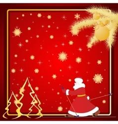 Christmas-2 vector image