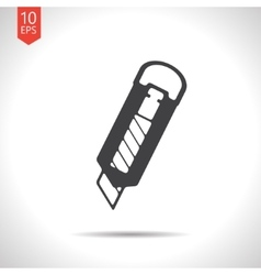 Knife icon eps10 vector