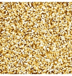 Abstract gold banner background vector