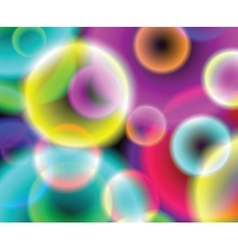 Abstract colour background vector