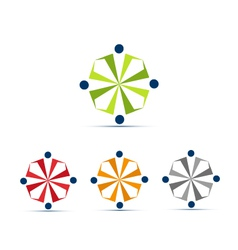 Business icons design vector