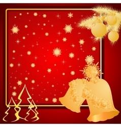 Christmas-1 vector image