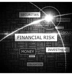Financial risk vector