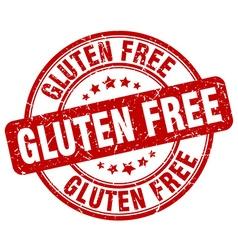 Gluten free stamp vector