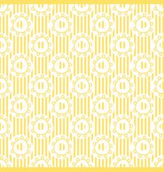 abstract shape kaleidoscope geometry seamless vector image vector image
