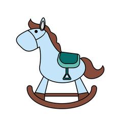 Pony toy vector