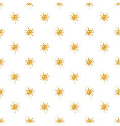 Small spot of honey pattern vector