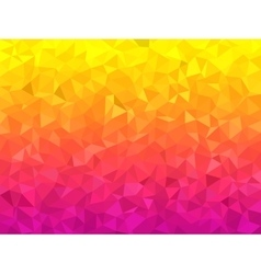 Polygonal background for webdesign - pink and vector