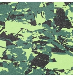 army camouflage background green vector image