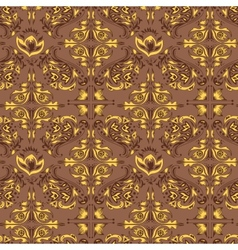 Royal eastern pattern vector image vector image