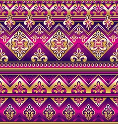 silk seamless ornament vector image vector image