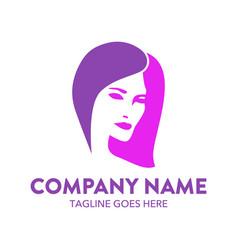 beauty logo-10 vector image