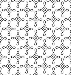 Doodle geometric pattern vector