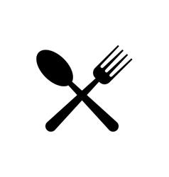 Restaurant cutlery utensil vector