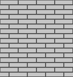 Texture of the brick vector