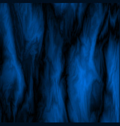 blue abstract marble backround vector image vector image