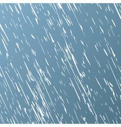 downpour vector image vector image