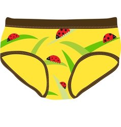 underpants vector image