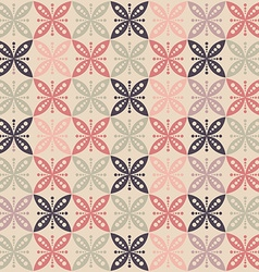 Seamless geometric pattern modern background vector