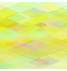 Abstract yellow geometrical background vector