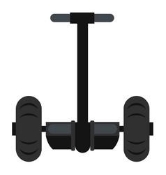 Alternative transport vehicle icon isolated vector