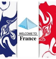 France design louvre icon graphic vector