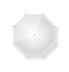 Umbrella blank vector