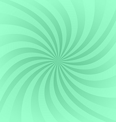 Light green whirl background vector image vector image