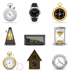 Clocks and timers vector