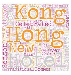 Hotels in hong kong text background wordcloud vector