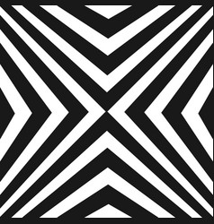 pattern with stripes diagonal lines vector image