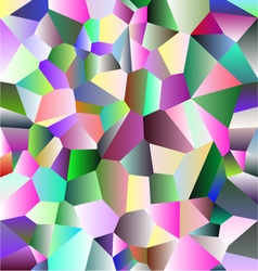 Seamless texture polygons abstract background vec vector image vector image